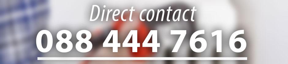 CV-service contact